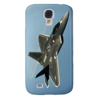 Capa Samsung Galaxy S4 Avião de combate F-22