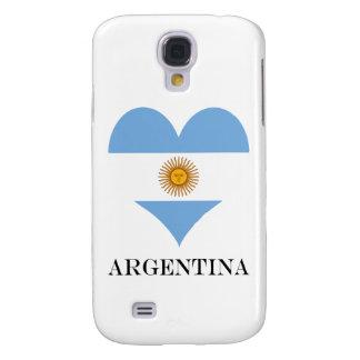 Capa Samsung Galaxy S4 Bandeira de Argentina