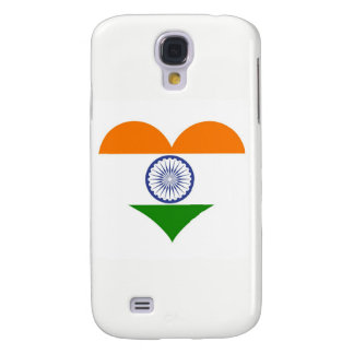 Capa Samsung Galaxy S4 Bandeira de India Ashoka Chakra