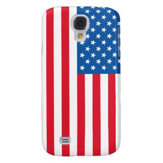 Capa Samsung Galaxy S4 Bandeira dos Estados Unidos da bandeira dos EUA