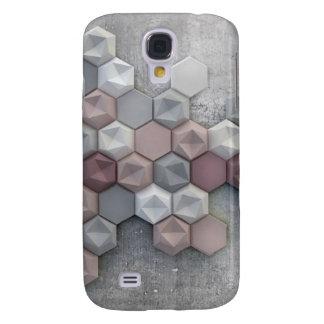 Capa Samsung Galaxy S4 Caixa arquitectónica da galáxia S4 de Samsung dos