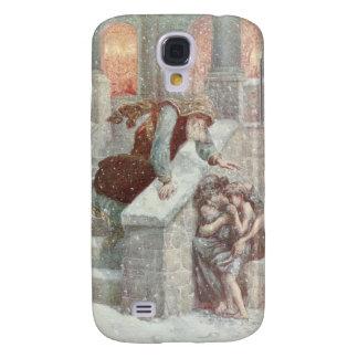 Capa Samsung Galaxy S4 Caixa da galáxia S4 de Samsung do verso 1 do salmo