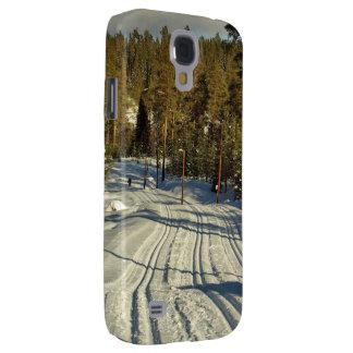 Capa Samsung Galaxy S4 Dia de inverno na suecia