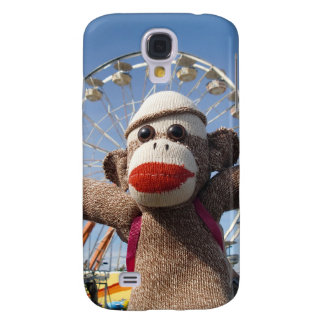 Capa Samsung Galaxy S4 Ernie a caixa do speck do iPhone 3 do macaco da