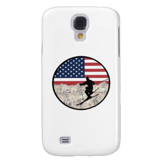 Capa Samsung Galaxy S4 Esqui América