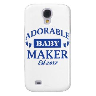 Capa Samsung Galaxy S4 Eu faço bebês adoráveis