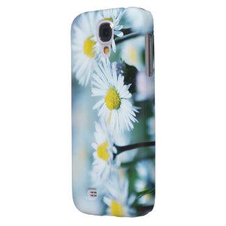 Capa Samsung Galaxy S4 Flores da margarida