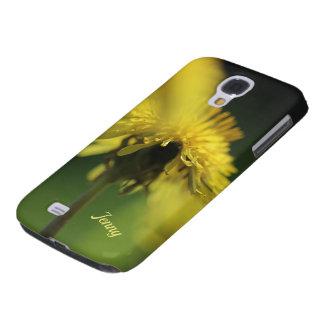 Capa Samsung Galaxy S4 Flores do dente-de-leão