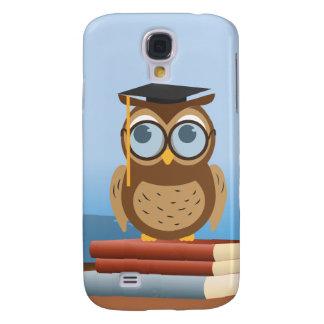 Capa Samsung Galaxy S4 Ilustração da coruja