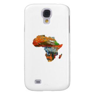Capa Samsung Galaxy S4 Mãe África