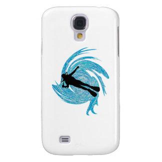 Capa Samsung Galaxy S4 No azul