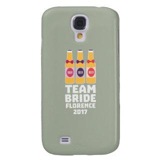 Capa Samsung Galaxy S4 Noiva Florença da equipe 2017 Zhy7k