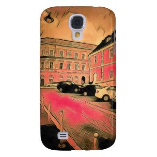 Capa Samsung Galaxy S4 Pintura de Sibiu