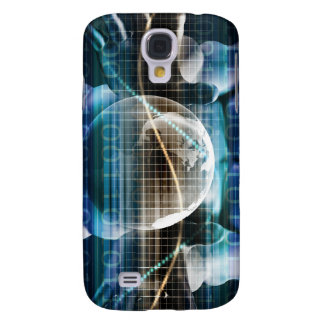 Capa Samsung Galaxy S4 Plataforma da segurança do controlo de acessos