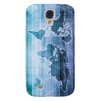 Capa Samsung Galaxy S4 Soluções globais da tecnologia no Internet