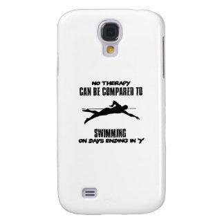 Capa Samsung Galaxy S4 Tensão e design impressionante da natação