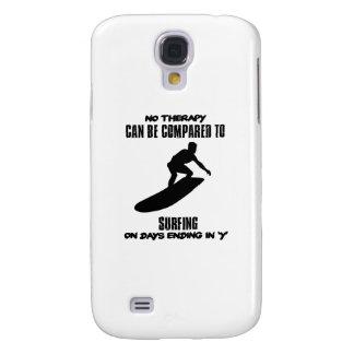 Capa Samsung Galaxy S4 Tensão e design surfando impressionante