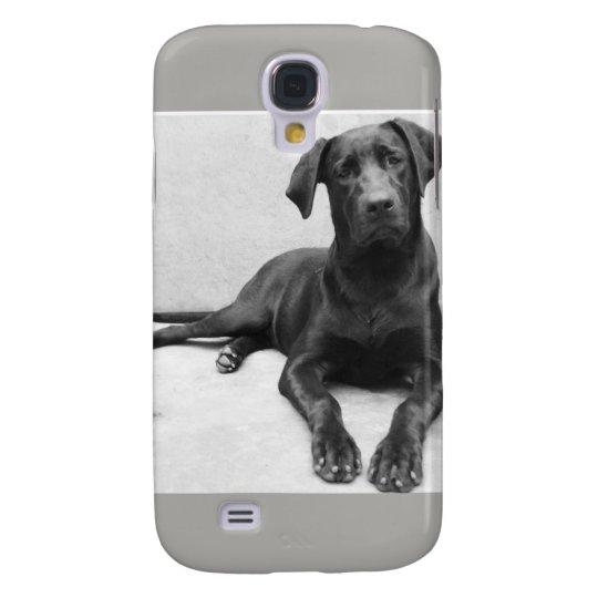 Capa Samsung S4 Labrador