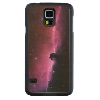 Capa Slim De Bordo Para Galaxy S5 Nebulosa de surpresa de Horsehead