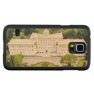 Capa Slim De Bordo Para Galaxy S5 Pintura do vaticano