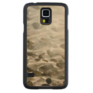 Capa Slim De Bordo Para Galaxy S5 Reserva de pedra do estado de Lobos do ponto da