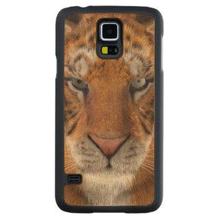 Capa Slim De Bordo Para Galaxy S5 Tigre