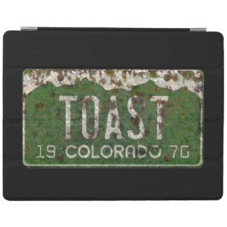 Capa Smart Para iPad A matrícula de Colorado brindou o iPad 2/3/4 dos