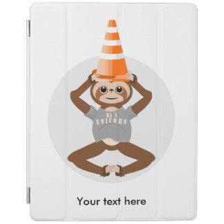 Capa Smart Para iPad A preguiça seja um unicórnio