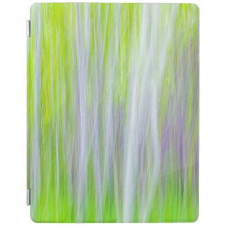 Capa Smart Para iPad Abstrato da fuga do rio das árvores | Yakima de