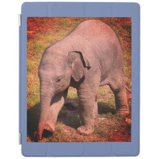 Capa Smart Para iPad ANIMAIS FELIZES do BEBÊ do cobrir esperto do iPad