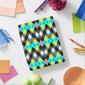 Capa Smart Para iPad Argyle revisitou 7