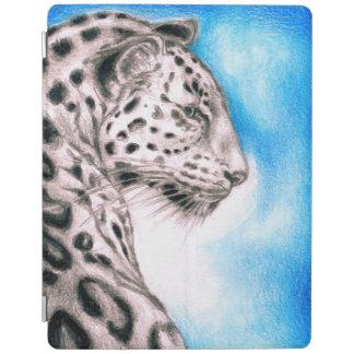Capa Smart Para iPad Arte de Jaguar