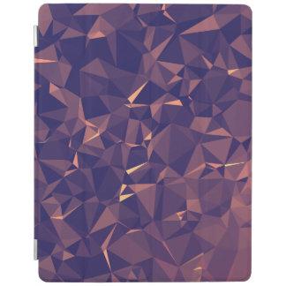 Capa Smart Para iPad Arte geométrica elegante e moderna - orquídea