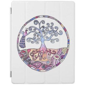 Capa Smart Para iPad Árvore da mandala da vida
