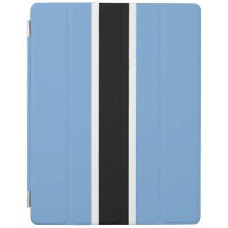 Capa Smart Para iPad Bandeira de Botswana