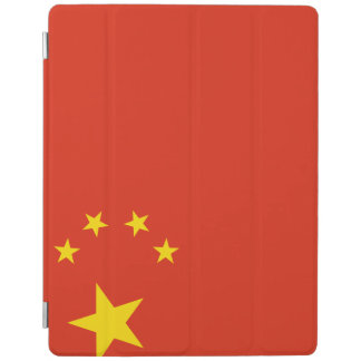 Capa Smart Para iPad Bandeira de China