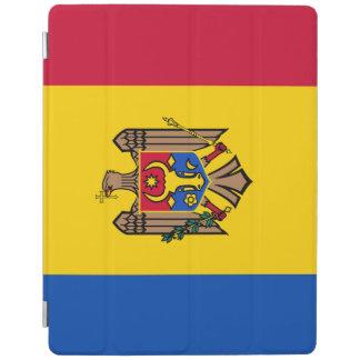 Capa Smart Para iPad Bandeira de Moldova