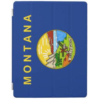Capa Smart Para iPad Bandeira de Montana