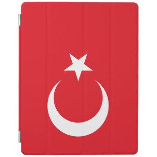 Capa Smart Para iPad Bandeira de Turquia