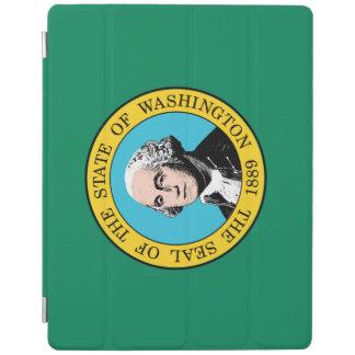 Capa Smart Para iPad Bandeira de Washington