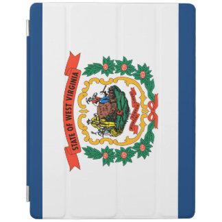 Capa Smart Para iPad Bandeira de West Virginia