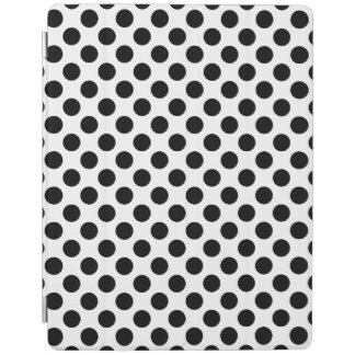Capa Smart Para iPad Bolinhas pretas