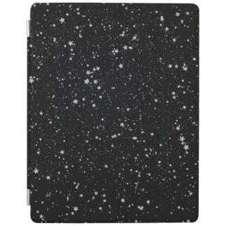 Capa Smart Para iPad Brilho Stars2 - Preto de prata
