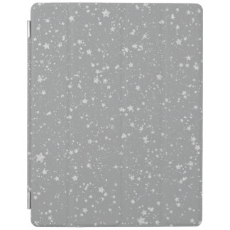 Capa Smart Para iPad Brilho Stars4 - Prata