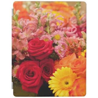 Capa Smart Para iPad Buquês florais do primavera