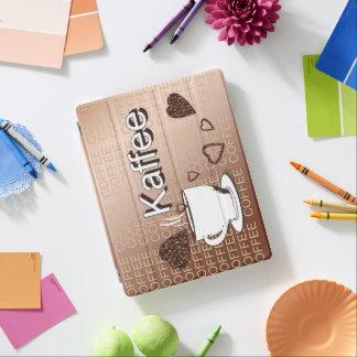 Capa Smart Para iPad Café