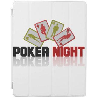 Capa Smart Para iPad Casino do póquer