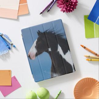 Capa Smart Para iPad Cavalo americano da pintura