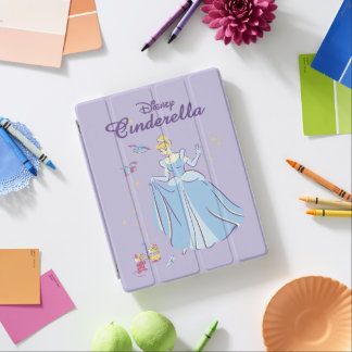 Capa Smart Para iPad Cinderella | Bibbidi, Bobbidi, vaia