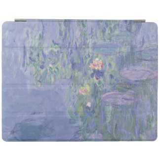 Capa Smart Para iPad Claude Monet   Waterlilies